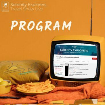 online přednášky, program přednášek, youtube cestování, norsko, loď, jachting